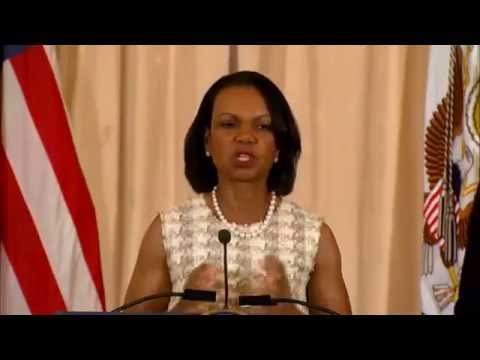 Secretary Kerry's Remarks at Portrait Unveiling for Former Secretary Condoleezza Rice