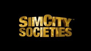 SimCity Societies Gameplay - Exploring my City (No Commentary)