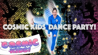 Cosmic Kids Yoga DANCE PARTY!