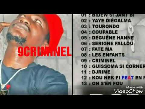 Dof Ndaye - Criminel (New Sound - New Album)