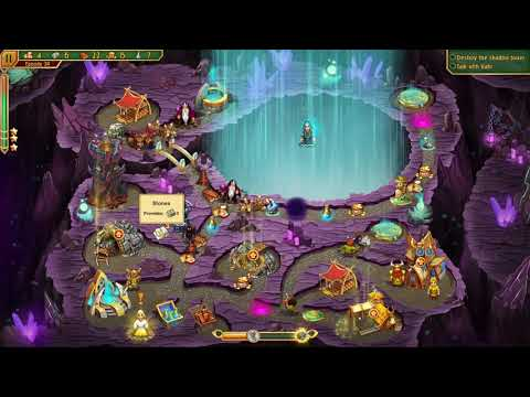 Viking Brothers 3 Collector's Edition Level 39 |