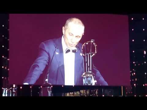 Manny Stul, winner of EY World Entrepreneur Of The Year 2015