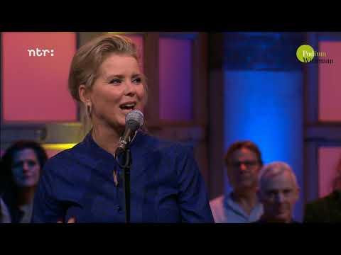 Babette van Veen & Peter Tiehuis & Mike Boddé - Weet je nog   Podium Witteman