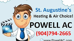 Heating and Air Conditioning St. Augustine, FL | Powell Heating & Air Conditioning - St.Johns