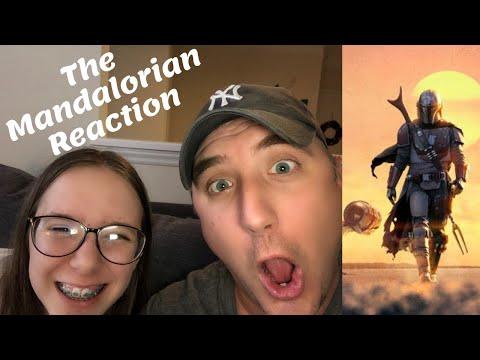 The Mandalorian Official Trailer Reaction - Disney+ - Streaming Nov. 12