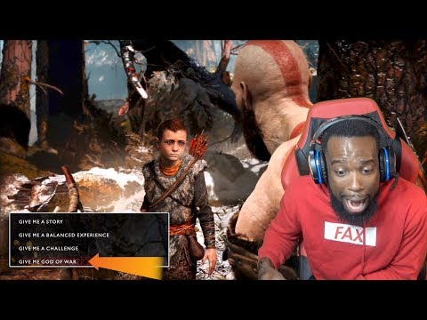 NO HUMAN ALIVE CAN BEAT THIS! GOD OF WAR 4 ! 'GIVE ME GOD OF WAR' HARDEST MODE EP.1