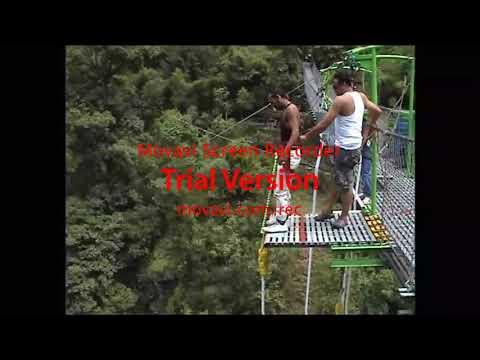 Nepal Bungee Jump! The Last Resort in Nepal || Bename Guru -Suresh