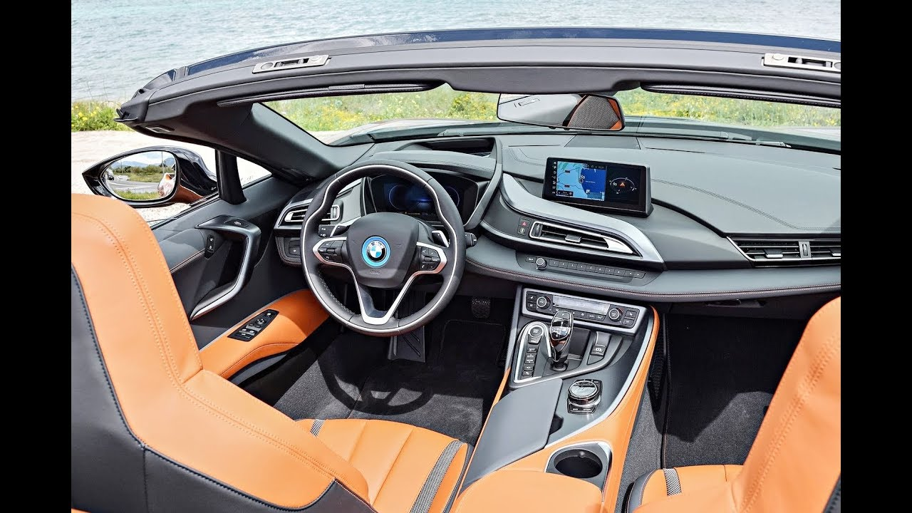 New Bmw I8 Roadster Concept 2019 2020 Review Photos Exhibition