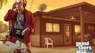 La banda sonora del Grand Theft Auto V