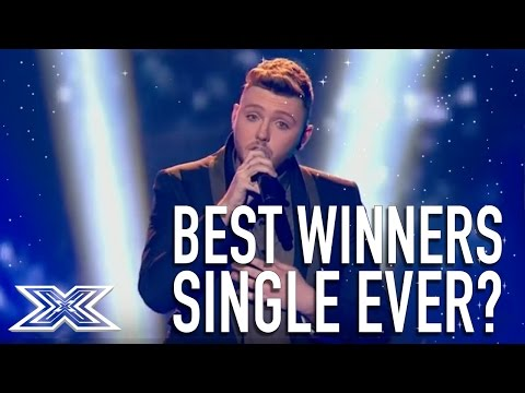 James Arthur sings Shontelle's Impossible | The X Factor UK Final
