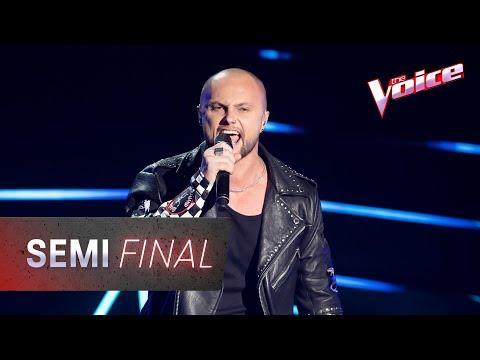 Semi Final: Mark Furze Sings 'Youngblood' | The Voice Australia 2020