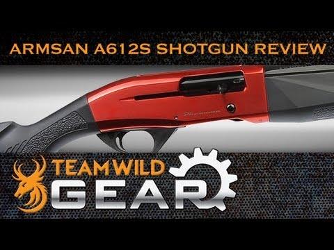 Armsan A612S Shotgun Review