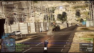 Battlefield 4: PlayStation 3 PSN Multiplayer Frame-Rate Tests