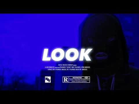 KBF Pounds - Look ( Official Audio )