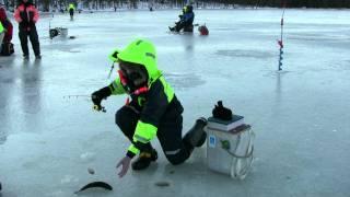 Fiskepremiär Stora Svartsjön 2011