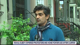 Dc Resident Offers Refuge To Nearly 100 Protesters | Fox 5 Dc