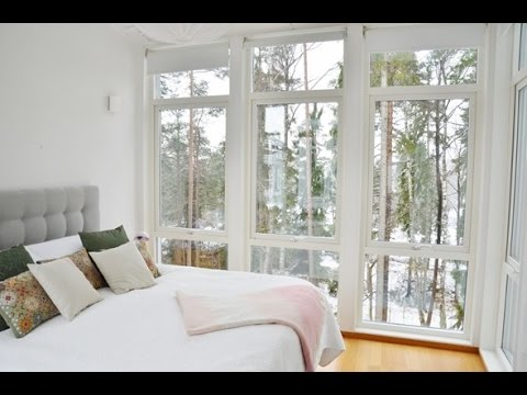 modern windows modern house with large windows for rent in nacka stockholm id