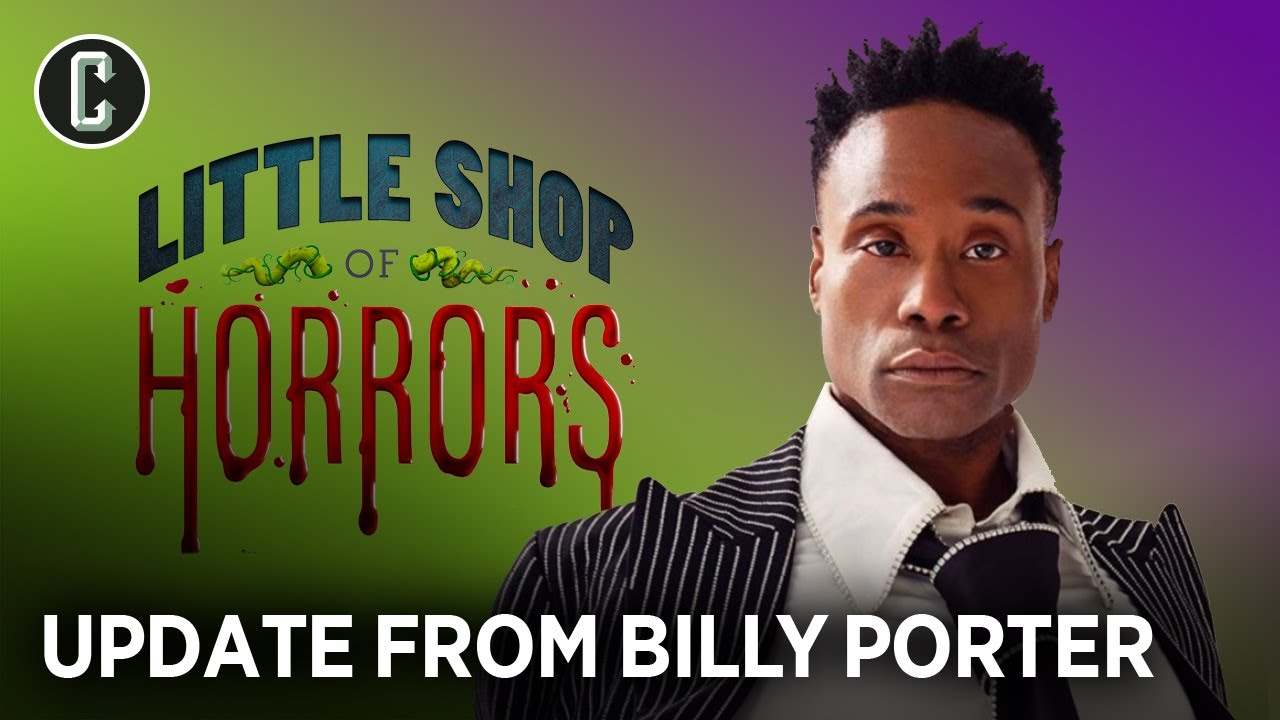 Little Shop of Horrors: Billy Porter Teases His Version of Audrey II