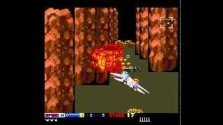 PC Engine Longplay [123] Afterburner II