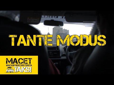 TANTE MODUS - Macam-macam Cerita Taksi