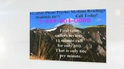 Cheap Psychic Clairvoyant Medium Reading Glendale Arizona