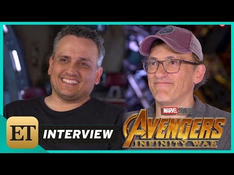 'Avengers: Infinity War': Joe and Anthony Russo (FULL INTERVIEW)