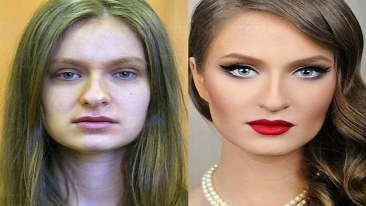 Makeup Transformation Ugly To Pretty - Makyajla Gelen -8126