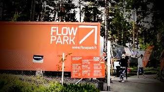 Flowpark Turku - Meni ihan puihin!
