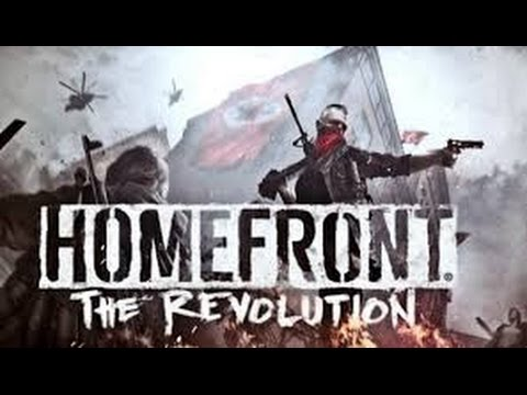 "HOMEFRONT: The Revolution ""Rent or Buy"" Lets Play"
