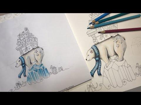 🔴 Live - As cores do Natal - Urso Polar