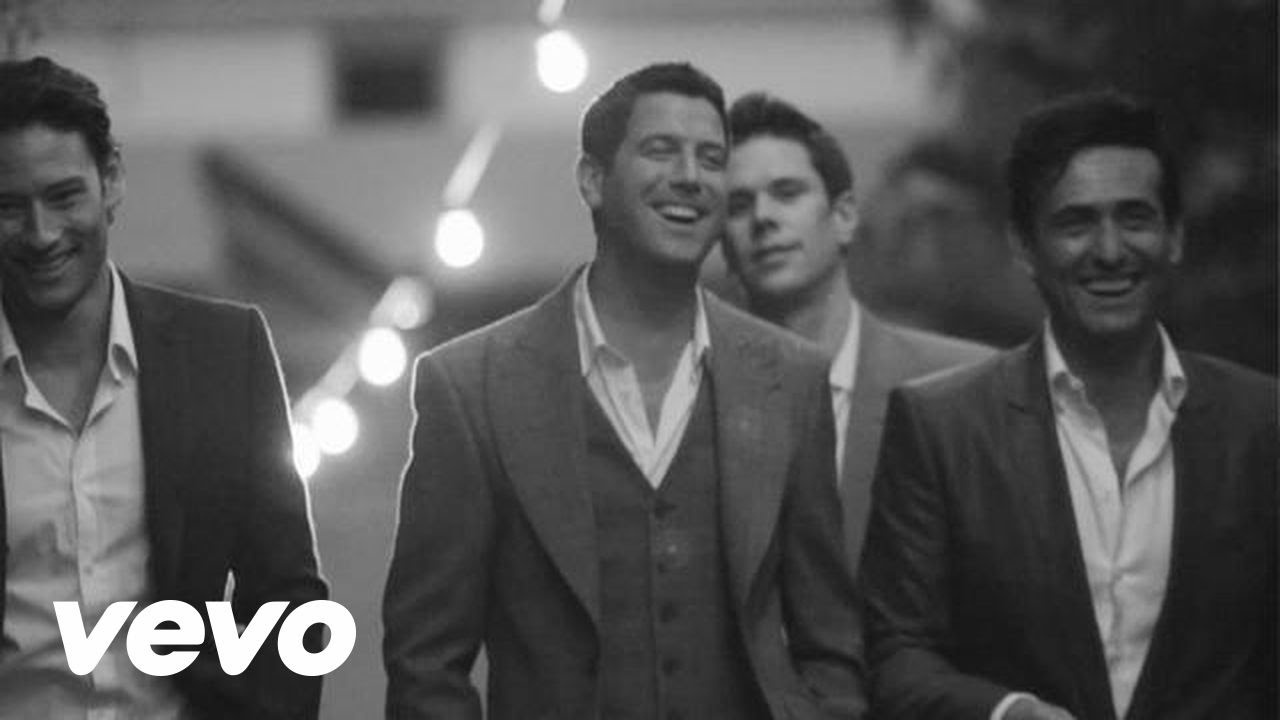 Il divo wicked game album trailer youtube - Album il divo ...