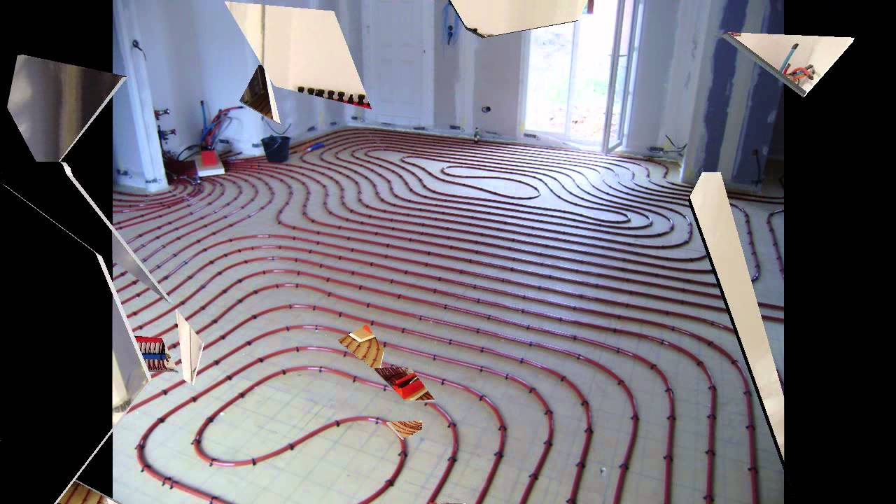 Construction du Garage et Aménagement interieur de la maison - YouTube