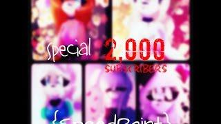 [SpeedPaint] - Some Request !!!! (ESPECIAL +2.000 SUBSCRIBERS!!!!!!!!)