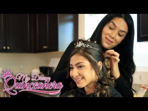 Hair by Lourdes | My Dream Quinceañera - Brianna EP4