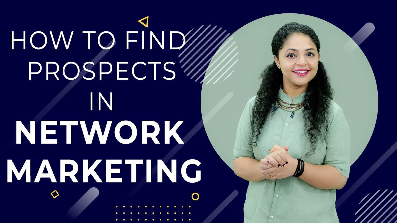 4K [Hindi] How to Find Prospects in Network Marketing | Network Marketing Prospecting Tips