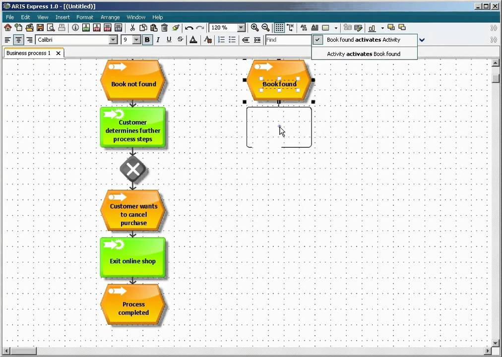 Aris express how to model business processes youtube aris express how to model business processes ccuart Choice Image