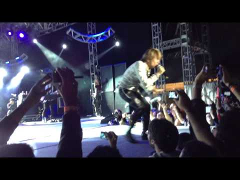 景山 浩宣 Hironobu Kageyama & JAM Project - Anime Friends 2013 Brazil [Full HD] 1080p