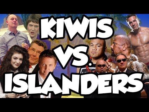 Islanders vs.  Kiwis | CB