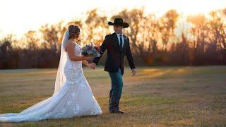 Alyssa + Trevor   Wedding Highlights