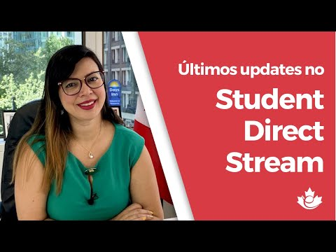 STUDENT DIRECT STREAM - Saiba os último updates!