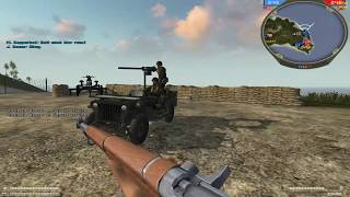 Battlefield 2: Battlefield 1943 - Gameplay - [HD]