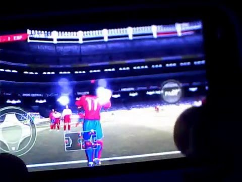 Real Football 2012 HD on Samsung Galaxy W Review.