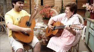 Las Morenitas Cantoras. Rajame Diablo Tonada. Chabelita Fuentes y Diego Barrera