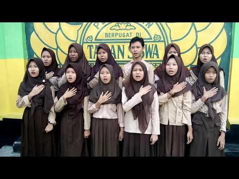 Deklarasi Anti Hoax SMP Taman Siswa Kota Bogor.