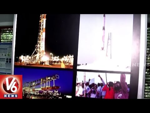 World Space Week Celebrations At Birla Auditorium | SHAR, ISRO | V6 News