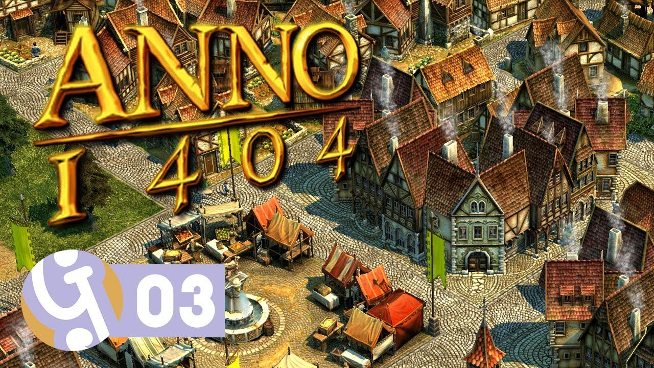 🏡 Patricians | Let's Play Anno 1404 Ep  03
