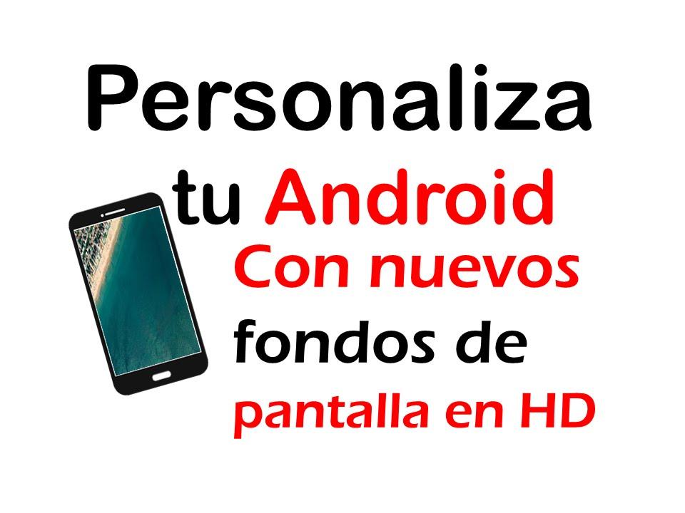 Personaliza Tu Android Con Nexus 6p Nexus 5x Wallpapers Mucho Mas