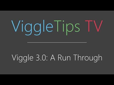 ViggleTips TV - Viggle 3.0:  A Run Through
