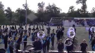 Lindenwood University, St. Charles, MO Marching Band