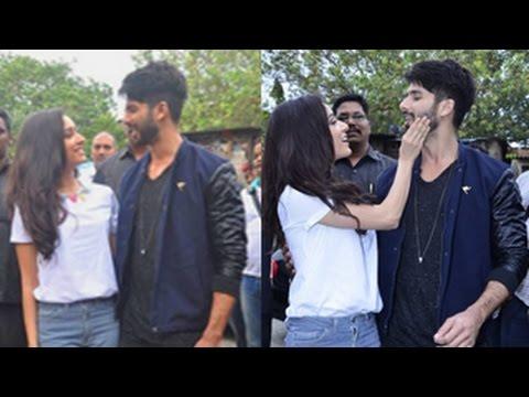 Haider movie trailer | Shahid Kapoor, Shraddha Kapoor's HOT CHEMISTRY | Bollywood 2014 |